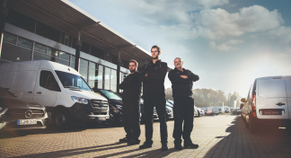 Van Service Booking